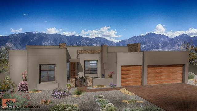 15435 E Tumbling L Ranch To Be Built Place, Vail, AZ 85641 (#21927546) :: Long Realty - The Vallee Gold Team