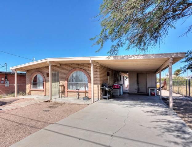 708 W Calle Progreso, Tucson, AZ 85705 (#21927652) :: Long Realty - The Vallee Gold Team