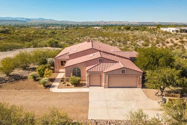 1162 E Cave Canyon Place, Green Valley, AZ 85614 (#21927684) :: The Local Real Estate Group | Realty Executives