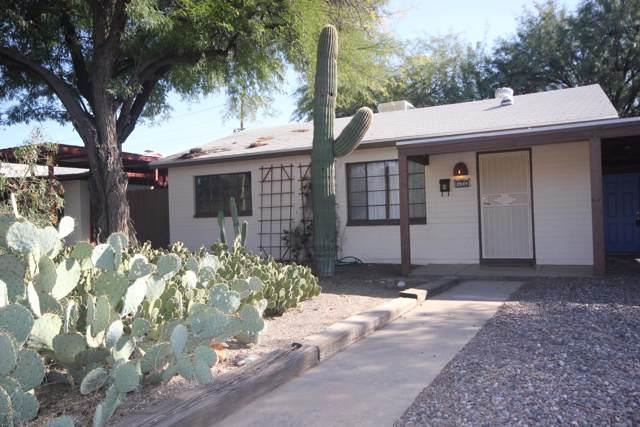 2814 E 19Th Street, Tucson, AZ 85716 (#21927704) :: Long Realty - The Vallee Gold Team