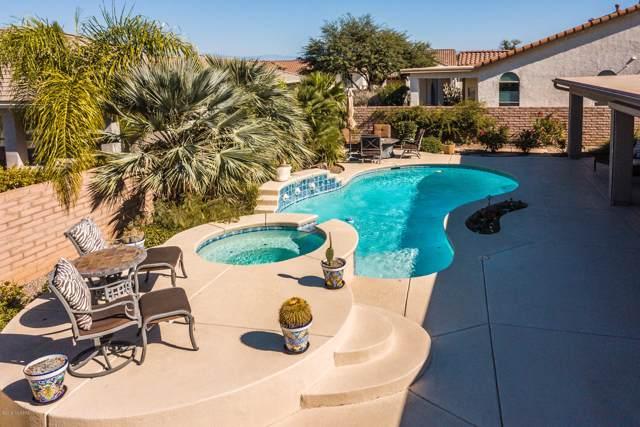 727 N Pebbles Ridge Drive, Green Valley, AZ 85614 (#21927776) :: Long Realty - The Vallee Gold Team