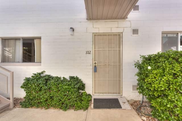 1776 S Palo Verde Avenue C102, Tucson, AZ 85713 (#21927796) :: Long Realty - The Vallee Gold Team