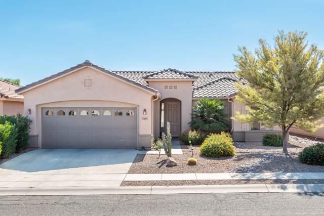 7497 W Suncatcher Drive, Tucson, AZ 85743 (#21927809) :: Long Realty - The Vallee Gold Team