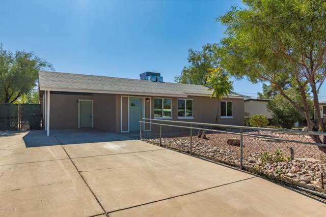 4034 E 32Nd Street, Tucson, AZ 85711 (#21927855) :: Long Realty - The Vallee Gold Team
