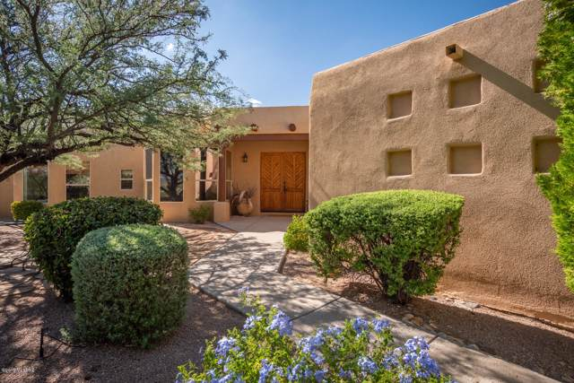 12221 E Hillcrest Circle, Tucson, AZ 85747 (#21927906) :: Long Realty - The Vallee Gold Team