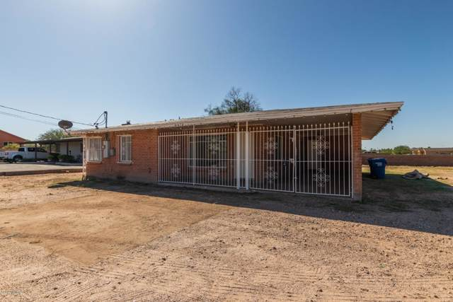 5124 S Park Avenue, Tucson, AZ 85706 (#21927908) :: Long Realty - The Vallee Gold Team