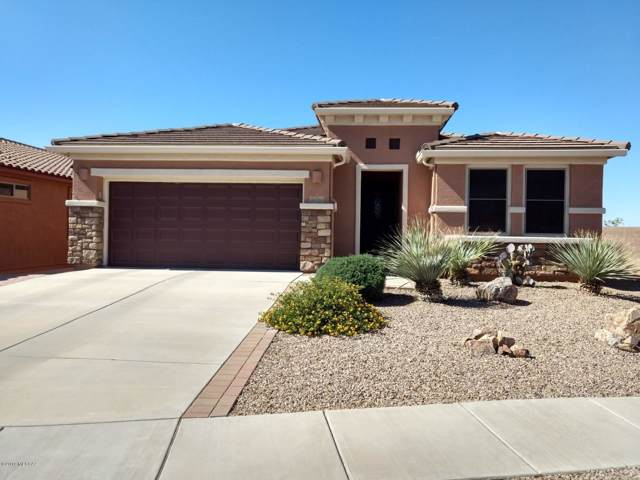 10124 S Gold Wagon Way, Vail, AZ 85641 (#21927923) :: Long Realty - The Vallee Gold Team