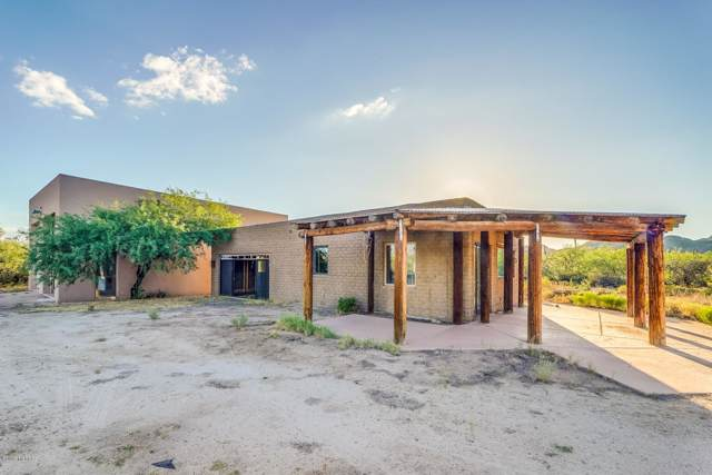 1033 Tortolita Mountain Circle, Oro Valley, AZ 85755 (#21927970) :: Long Realty Company