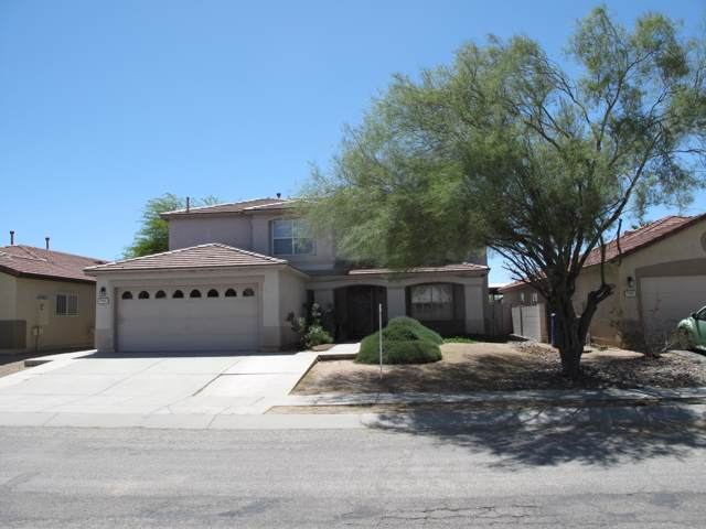 7434 S Madera Village Dr, Tucson, AZ 85747 (#21927991) :: Long Realty - The Vallee Gold Team