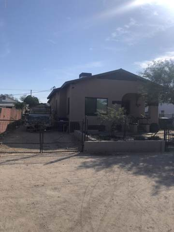 1027 S 5th Avenue, Tucson, AZ 85701 (#21928030) :: Long Realty - The Vallee Gold Team