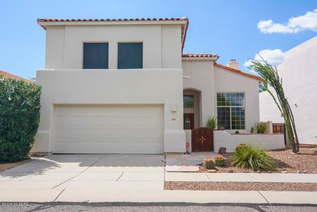 11767 N Copper Creek Drive, Tucson, AZ 85737 (#21928057) :: Long Realty - The Vallee Gold Team