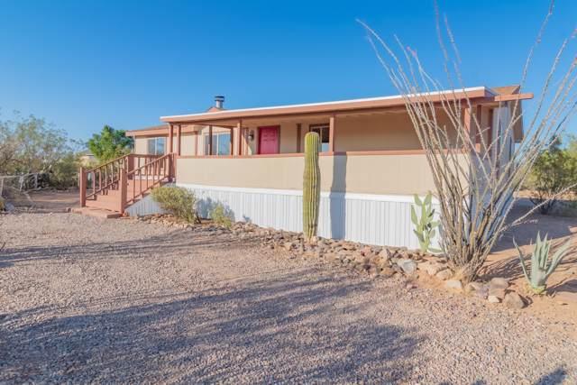 1720 N San Joaquin Road, Tucson, AZ 85743 (#21928065) :: Long Realty - The Vallee Gold Team
