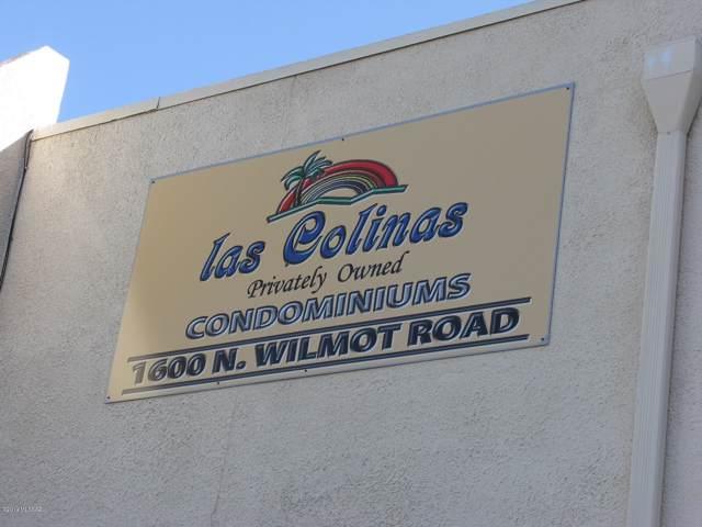 1600 N Wilmot #204, Tucson, AZ 85712 (#21928101) :: Gateway Partners   Realty Executives Tucson Elite