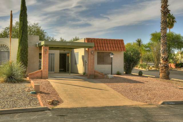 267 N Calle Acuarela, Green Valley, AZ 85614 (#21928107) :: Long Realty - The Vallee Gold Team