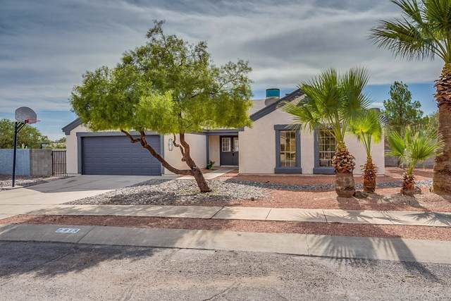 2815 W Ironwood Ridge Drive, Tucson, AZ 85745 (#21928109) :: Long Realty - The Vallee Gold Team