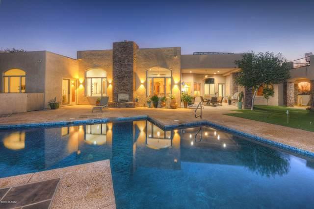 1887 E Desert Garden Drive, Tucson, AZ 85718 (#21928143) :: Long Realty - The Vallee Gold Team