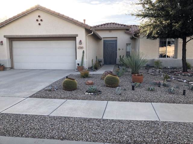 7541 W Wandering Coyote Drive, Tucson, AZ 85743 (#21928242) :: Long Realty - The Vallee Gold Team