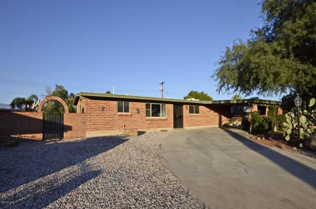 7549 E 31st Street, Tucson, AZ 85710 (#21928256) :: Long Realty - The Vallee Gold Team