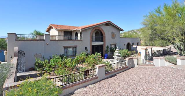 3601 N San Sebastian Drive, Tucson, AZ 85750 (#21928265) :: Long Realty - The Vallee Gold Team