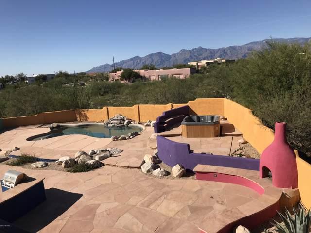 10635 E Pinal Vista, Tucson, AZ 85730 (#21928267) :: Long Realty - The Vallee Gold Team