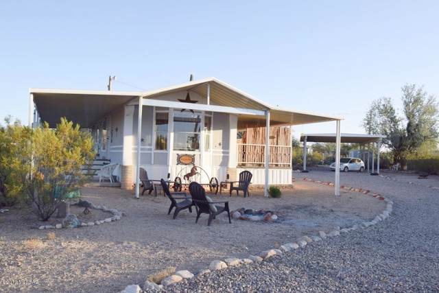 7387 N Walter Drive, Tucson, AZ 85743 (#21928275) :: Long Realty - The Vallee Gold Team