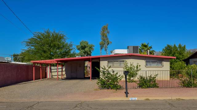 513 E Laguna Street, Tucson, AZ 85705 (#21928305) :: Long Realty - The Vallee Gold Team