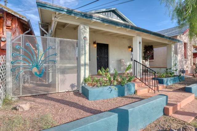 1011 S 8Th Avenue, Tucson, AZ 85701 (#21928315) :: Long Realty - The Vallee Gold Team