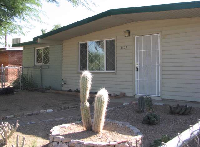 1507 W Gardner Street, Tucson, AZ 85705 (#21928322) :: Long Realty - The Vallee Gold Team