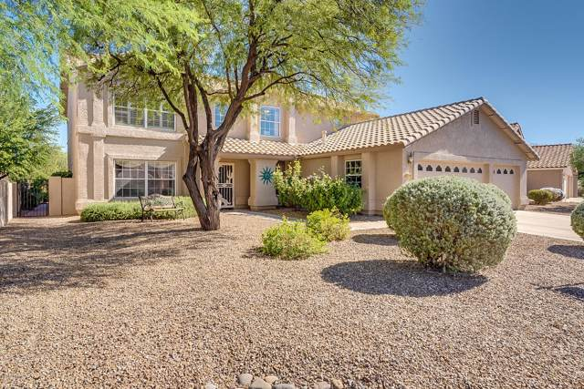 12496 N Forest Lake Way, Oro Valley, AZ 85755 (#21928324) :: Long Realty - The Vallee Gold Team