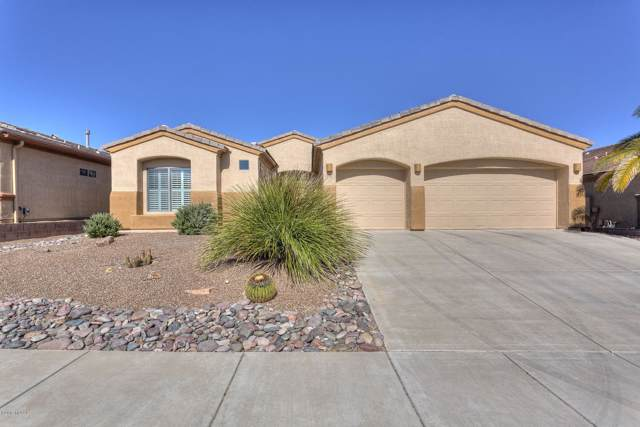 882 W Mountain Stone Drive, Green Valley, AZ 85614 (#21928337) :: Long Realty - The Vallee Gold Team