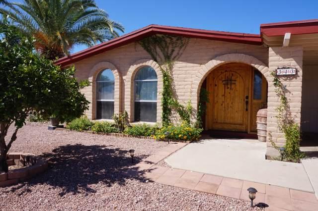 343 N Bonanza Avenue, Tucson, AZ 85748 (#21928404) :: Long Realty - The Vallee Gold Team