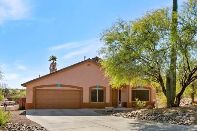 8248 W Circulo De Los Morteros, Tucson, AZ 85743 (#21928493) :: Long Realty - The Vallee Gold Team