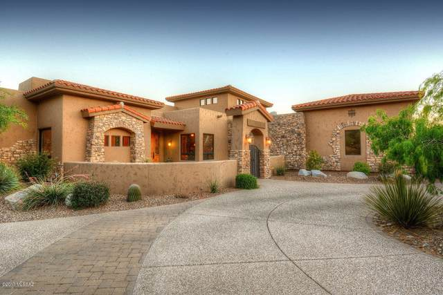 1945 W Mountain Mirage Place, Tucson, AZ 85755 (#21928517) :: Long Realty - The Vallee Gold Team