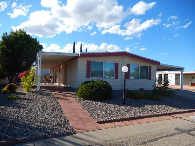 1541 N La Canoa, Green Valley, AZ 85614 (#21928549) :: Long Realty - The Vallee Gold Team