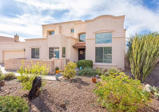 13794 E Red Hawk Sky Trail, Vail, AZ 85641 (#21928556) :: Long Realty - The Vallee Gold Team