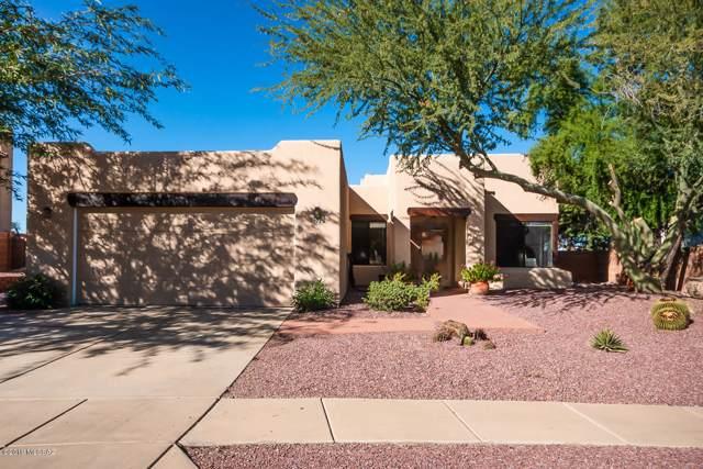 271 N Eastern Slope Loop, Tucson, AZ 85748 (#21928586) :: Long Realty - The Vallee Gold Team