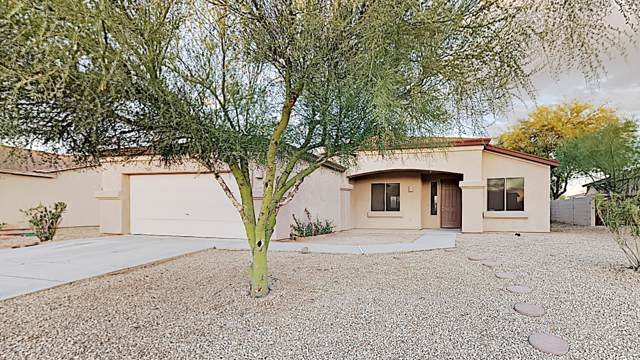 6633 S Via Diego De Rivera, Tucson, AZ 85757 (#21928635) :: Long Realty - The Vallee Gold Team