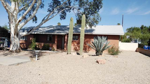 6219 E Rosewood Street, Tucson, AZ 85711 (#21928678) :: Long Realty - The Vallee Gold Team