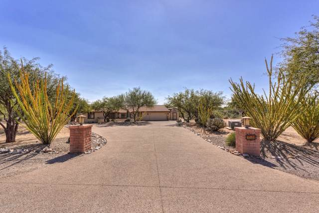 701 W Mission Twin Buttes Road, Green Valley, AZ 85622 (#21928720) :: Tucson Property Executives
