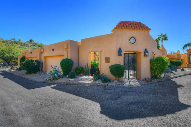 6728 N Chapultapec Circle, Tucson, AZ 85750 (#21928744) :: Long Realty - The Vallee Gold Team