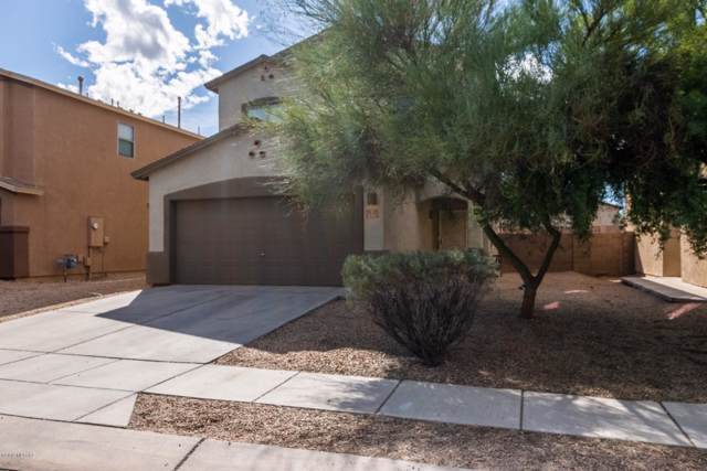 8247 W Zlacket Drive, Tucson, AZ 85757 (#21928764) :: Long Realty - The Vallee Gold Team
