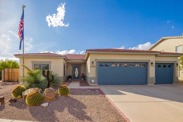 10890 S Camino San Clemente, Vail, AZ 85641 (#21928793) :: Long Realty - The Vallee Gold Team