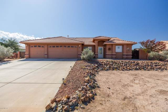 6756 S Star Ridge Place, Tucson, AZ 85757 (#21928814) :: Long Realty - The Vallee Gold Team