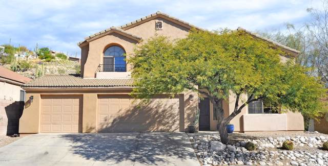 4506 N Saddle View Drive, Tucson, AZ 85750 (#21928828) :: Gateway Partners   Realty Executives Tucson Elite