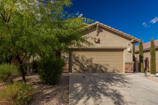7452 S Golden Shore Drive, Tucson, AZ 85757 (#21928834) :: Long Realty - The Vallee Gold Team