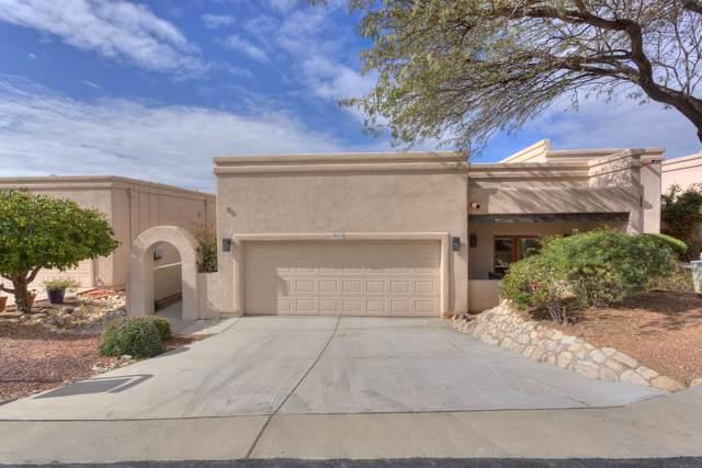 9818 N Ridge Shadow Place, Oro Valley, AZ 85704 (#21928854) :: Keller Williams