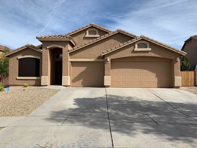 17267 S Sienna Bluffs Trail, Vail, AZ 85641 (#21928888) :: Long Realty - The Vallee Gold Team
