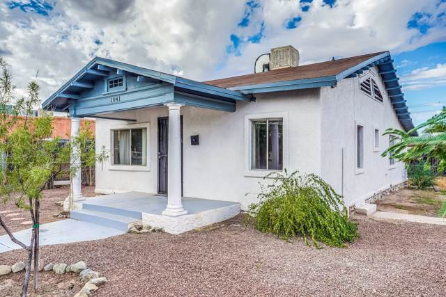 1041 N Perry Avenue, Tucson, AZ 85705 (#21928897) :: Long Realty - The Vallee Gold Team