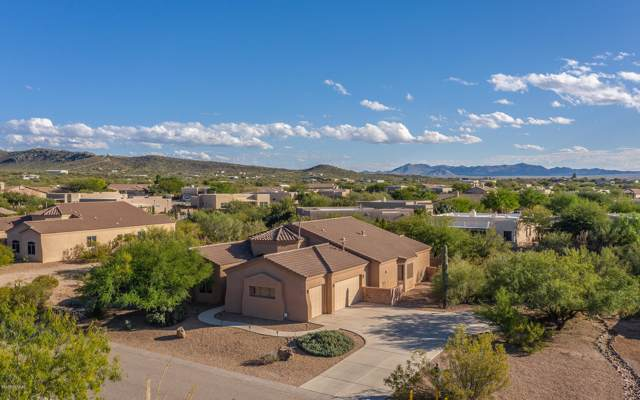 14398 E Desert Plume Court, Vail, AZ 85641 (#21928919) :: Long Realty - The Vallee Gold Team