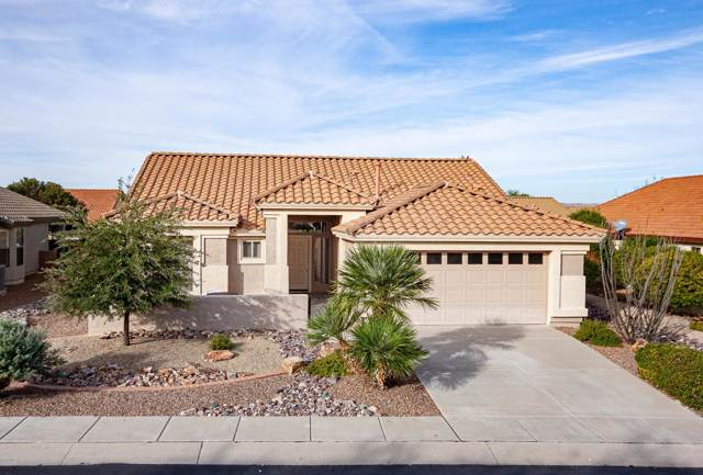 1461 N Sage Sparrow Road, Green Valley, AZ 85614 (#21928920) :: Gateway Partners | Realty Executives Tucson Elite